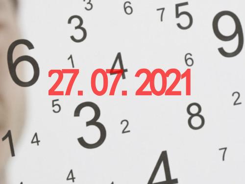 Нумерология иэнергетика дня: что сулит удачу 27июля 2021 года