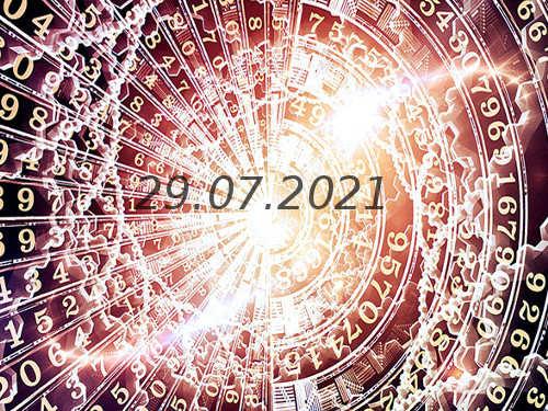 Нумерология иэнергетика дня: что сулит удачу 29июля 2021 года