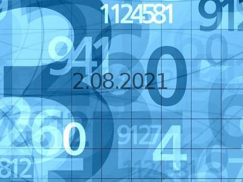 Нумерология иэнергетика дня: что сулит удачу 2августа 2021 года