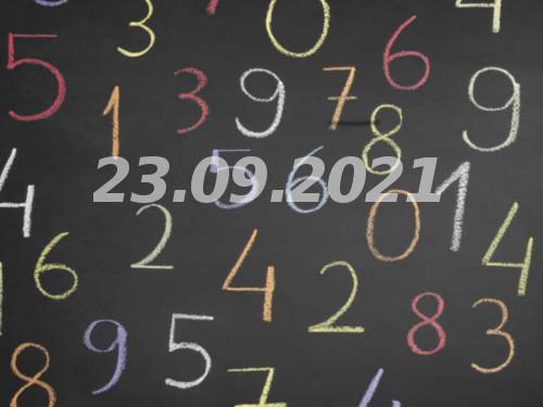 Нумерология иэнергетика дня: что сулит удачу 23сентября 2021 года